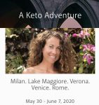 Keto Italy Trip 2020