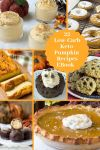22 Low Carb Keto Pumpkin Desserts eBook