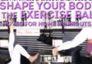 Gina Aliotti Fitness Episode 3: EXERCISE BALL