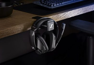Sennheiser GSP 370 Wireless Headset PS4 Review – 100 Hours of Battery Life