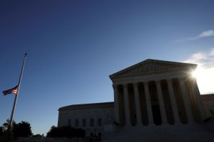 Supreme Court to fly flags at half-staff for 30 days in memoriam of Ginsburg