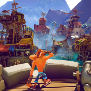 Crash Bandicoot 4 Leans Into the '90s-Ness of It All for a New But Nostalgic Game