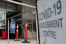 Canada's Ontario finds two cases of virus variant first seen in UK