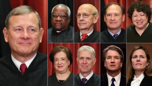 The justices are expected as soon as Monday to begin to act on a mound of lingering issues they have been sitting upon, including abortion and Trump's tax returns