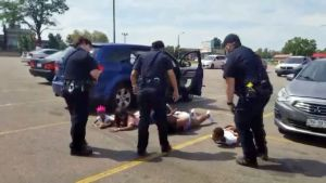 Black family handcuffed at gunpoint by Aurora police files suit against city