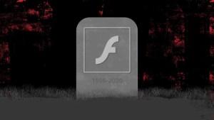 Goodbye Flash, goodbye FarmVille