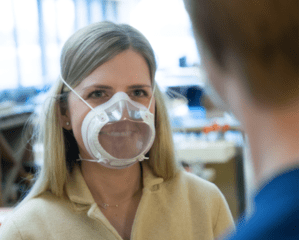 Ford making clear N95 masks to ease communication