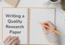 Benefits of Writing a Quality Research Paper
