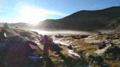 Tempat Camp Pendakian di Jawa Barat Surya Kencana Surga Edelweis 1