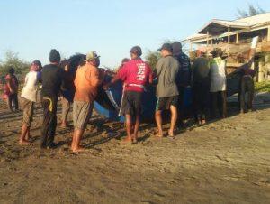 Wisata Pantai Kampung Jawa Aceh Nikmati Sunset yang Mempesona