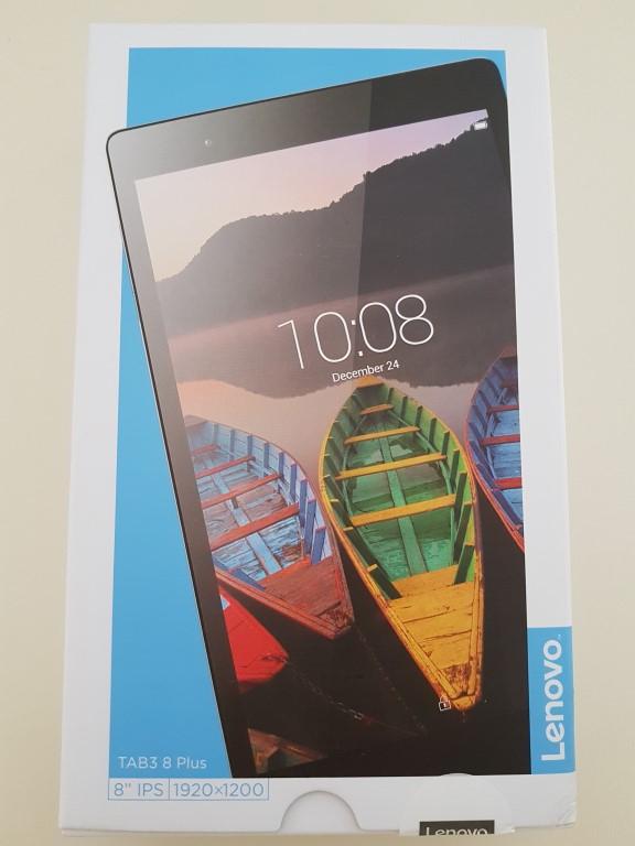 Lenovo TAB3 8 Plus – Media Player Reviews
