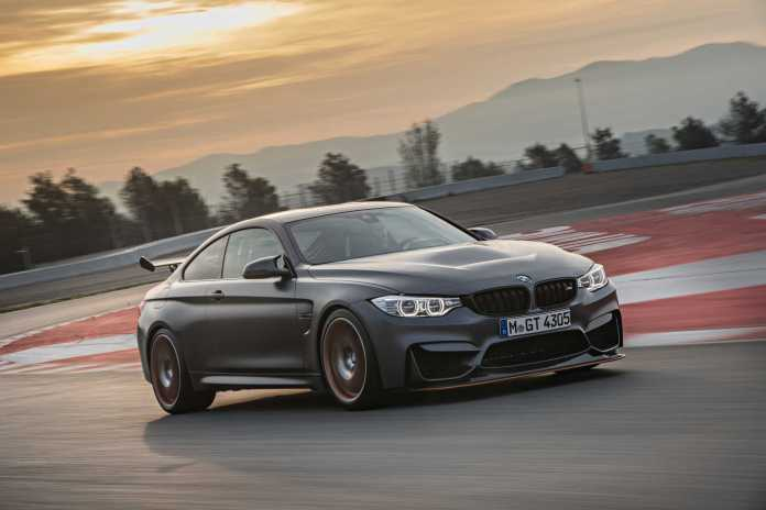 the new bmw m4 gts.