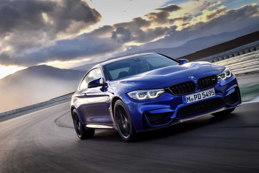 The First Ever BMW M4 CS: Sporting Appeal, High ...