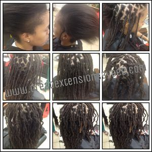 braids by bee the braiding depot fix natural dreads