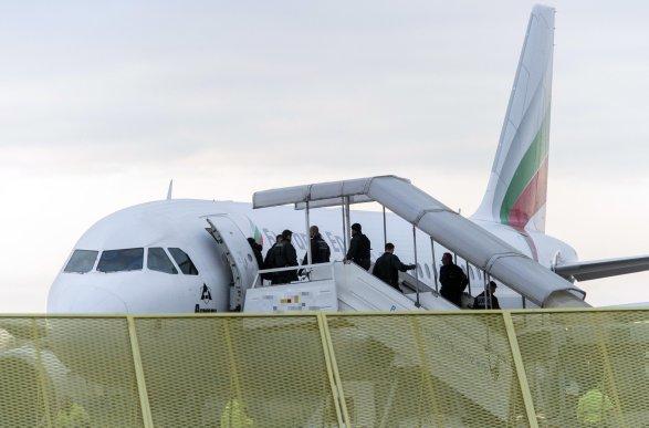 Abschiebeflüge Richtung Afghanistan finden aus Nürnberg immer wieder statt.