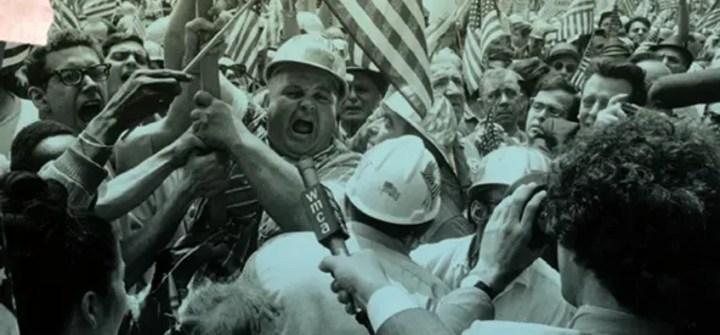 Image result for hard hat riot 1970