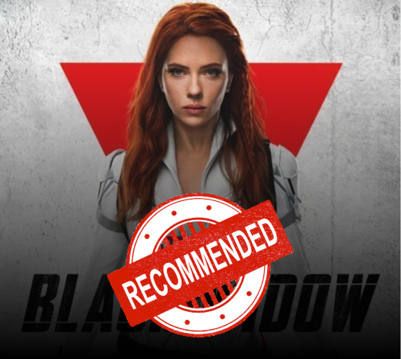 Recommend Black Widow