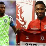 After Thorough Negotiations, Mikel Obi joins Middlesbrough