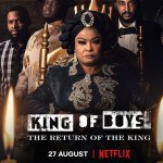 King of boys poster