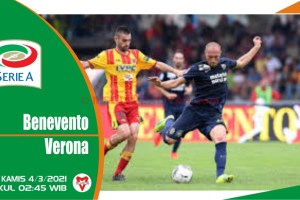 Benevento vs Hellas Verona