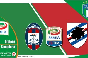 Crotone vs Sampdoria