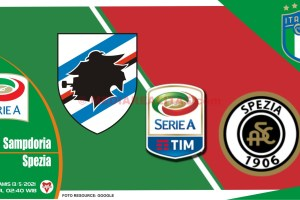 Sampdoria vs Spezia