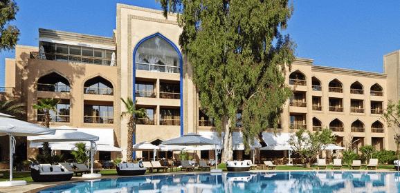 Séjourner dans un palace à Marrakech une expérience d'exception