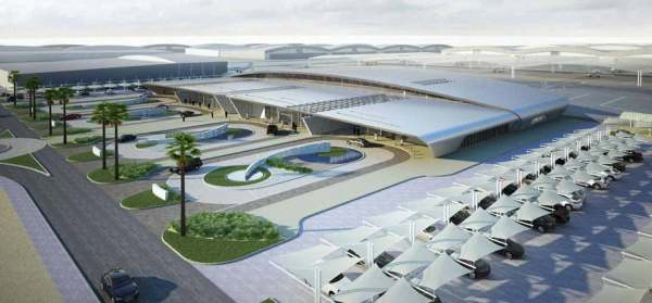 This is the World's Largest Operational VIP Terminal ...
