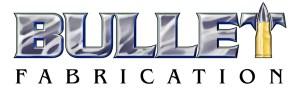 Bullet Fabrication Logo Design