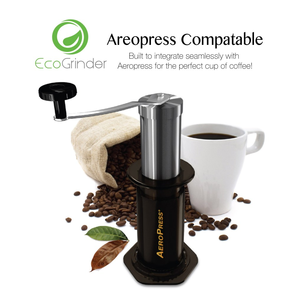 Eco Coffee Grinder - Amazon Listing Images