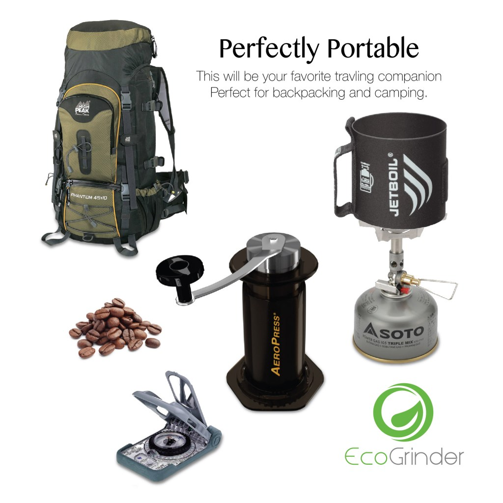 Eco Coffee Grinder v2.3-03