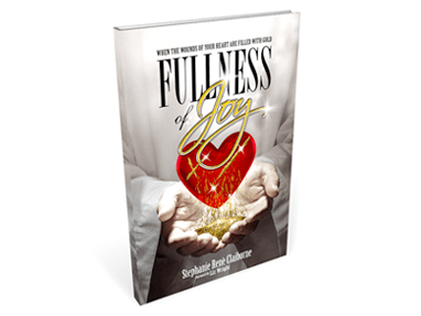 Fullness of Joy – Book Cover Design