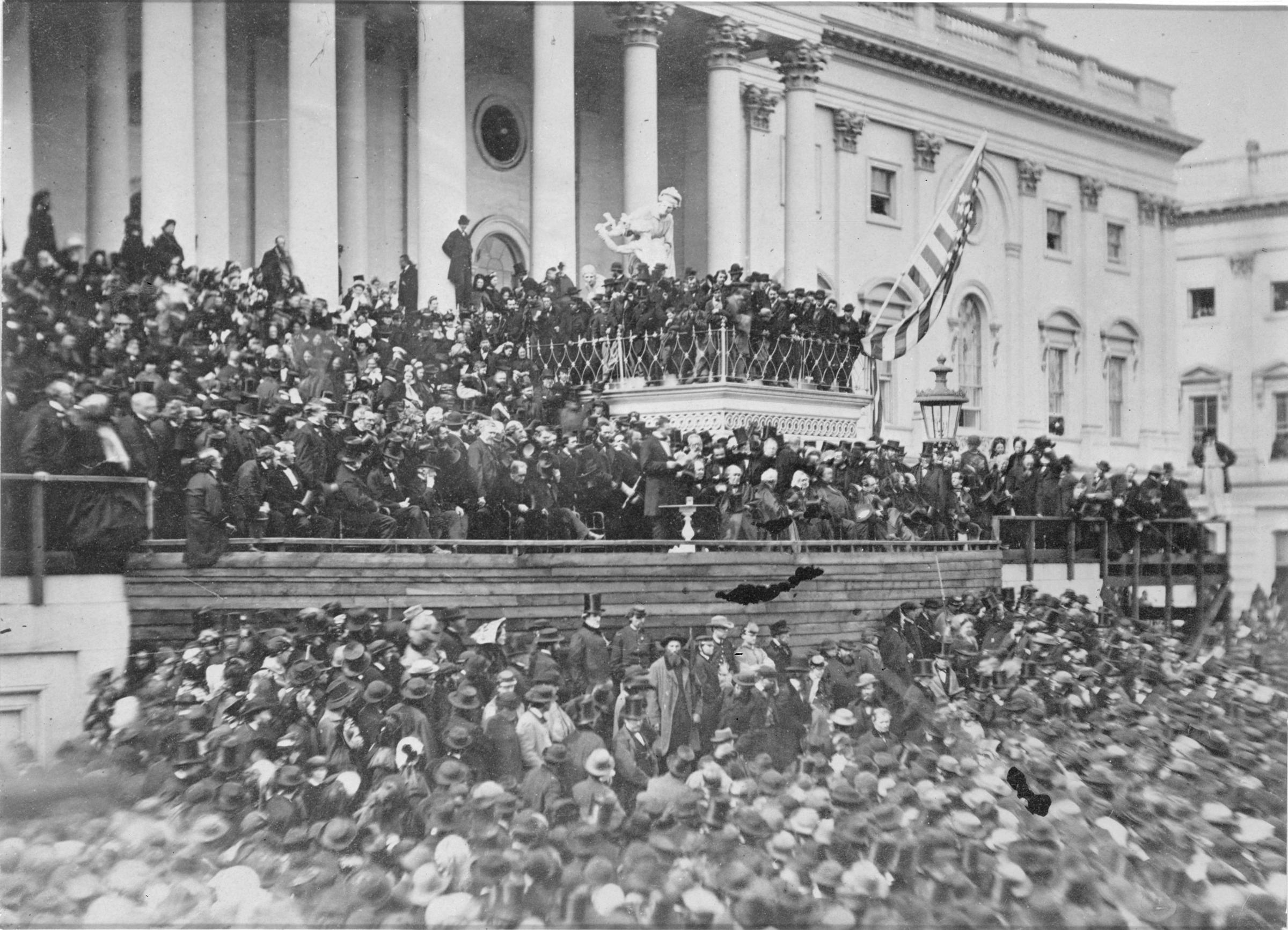 Lincoln's Second Inaugural AddressLincoln's Second Inaugural Address