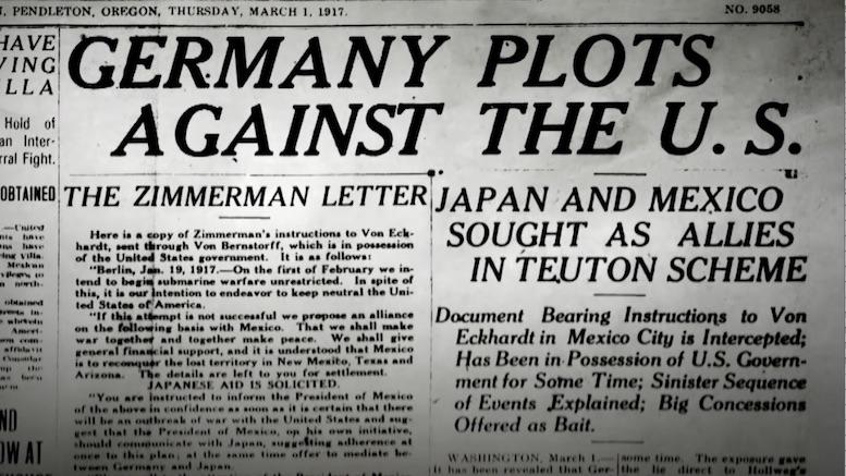 Zimmermann headline