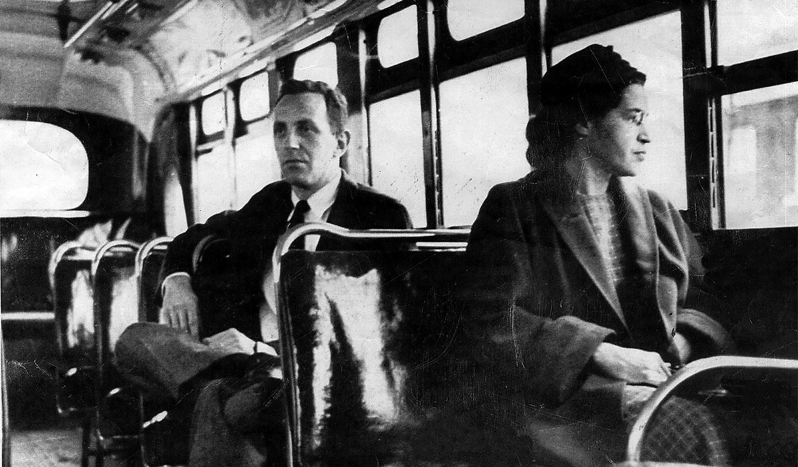 Rosa Parks and the Montgomery Bus Boycott