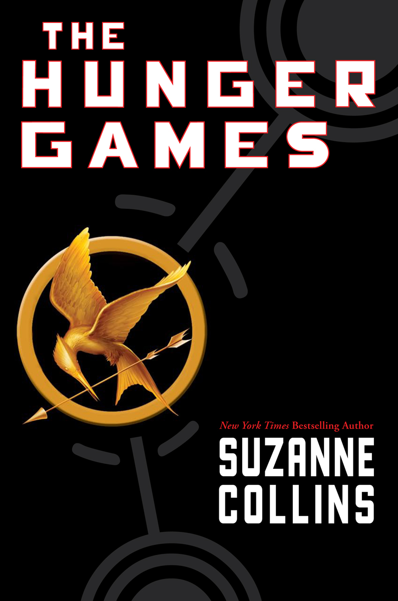 Image result for hunger games book cover