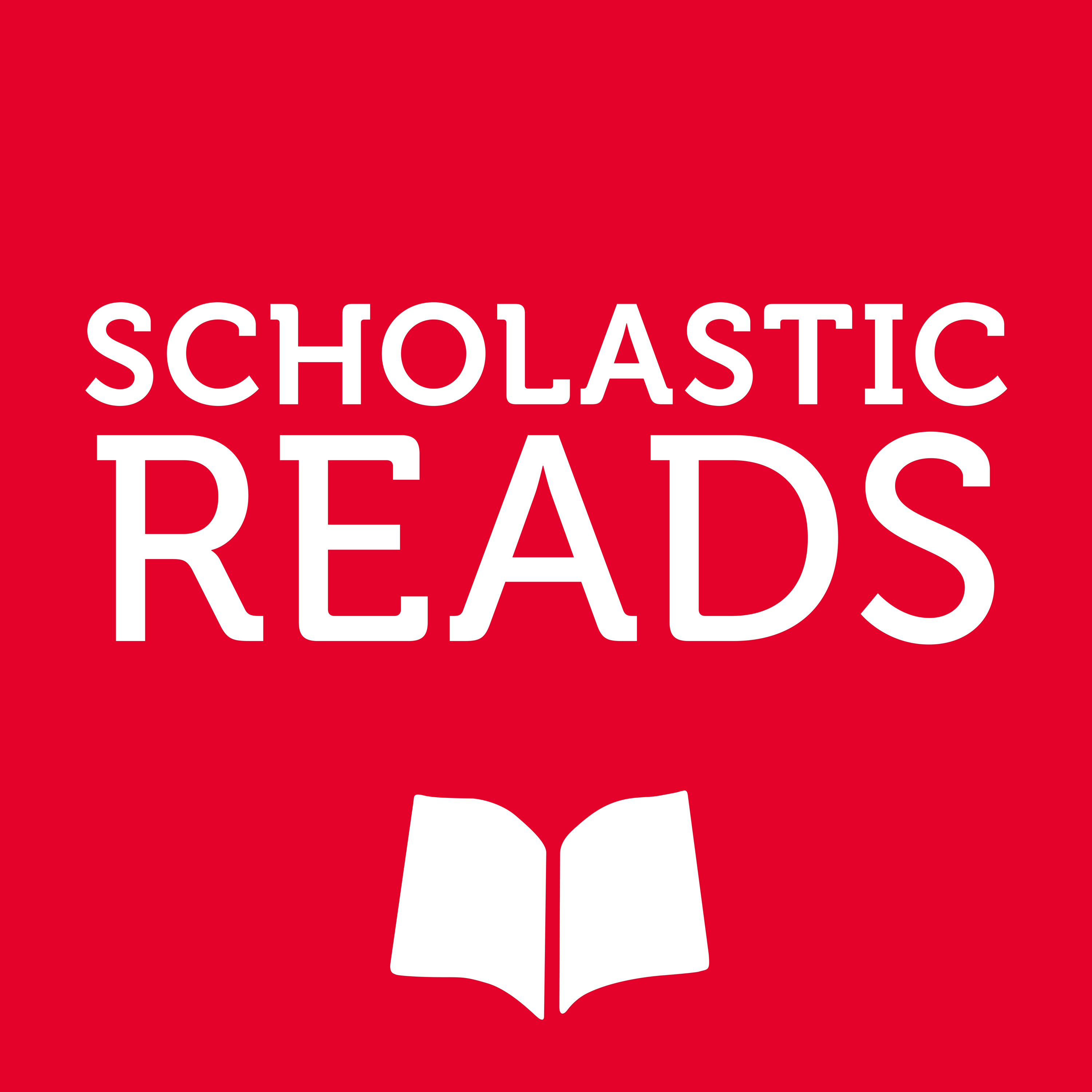 New Podcast Series Scholastic Reads Launches Today