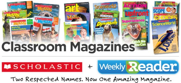 Classroom Magazines | Scholastic Media Room
