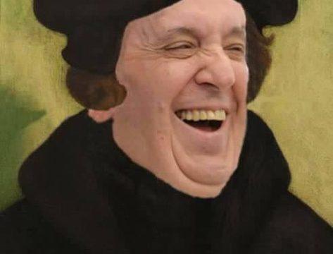 """Résultat de recherche d'images pour """"pape 500 luther protestant"""""""