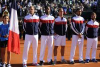 equipe de France Coupe Davis