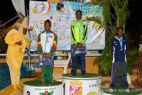 podium feminin