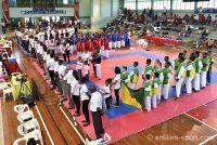 ouverture open caraibe karate