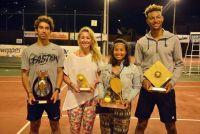 Open Corsair tennis 2017_Vainqueurs et finalistes