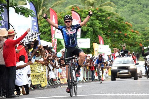 tour cycliste martinique 2017_etape7_ vainqueur