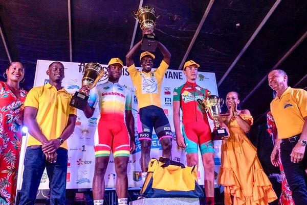 Tour Guyane2019_podium final