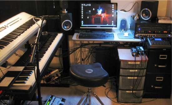 qu est ce qu un home studio