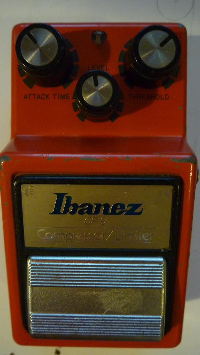 Photo Ibanez Cp9 Compressor Limiter Ibanez Cp9
