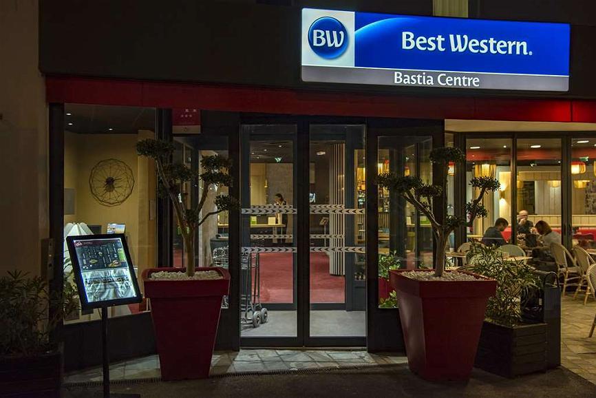 Best Western Montecristo Hotel Bastia Best Western