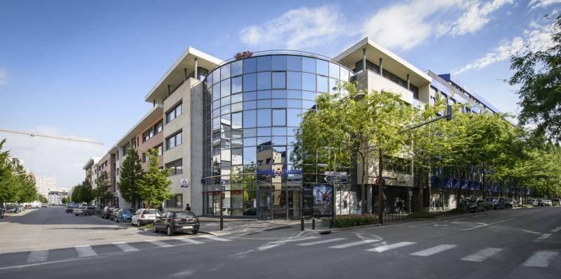 105 m de bureaux quartier gare tgv reims centre photo 1