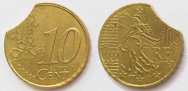 10 Cent France 1999